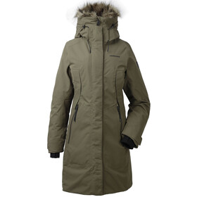 Didriksons 1913 Mea Parka Women, crocodile green